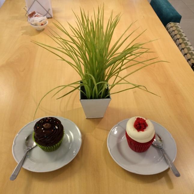 Cupcakes in Buen