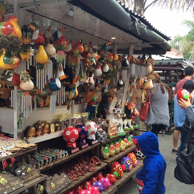 Puerto De Frutas